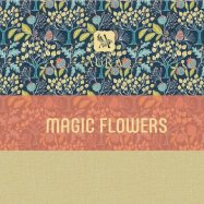 Коллекция обоев Magic Flowers