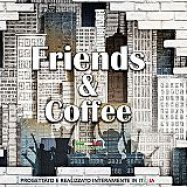 Коллекция обоев Friends & Coffee